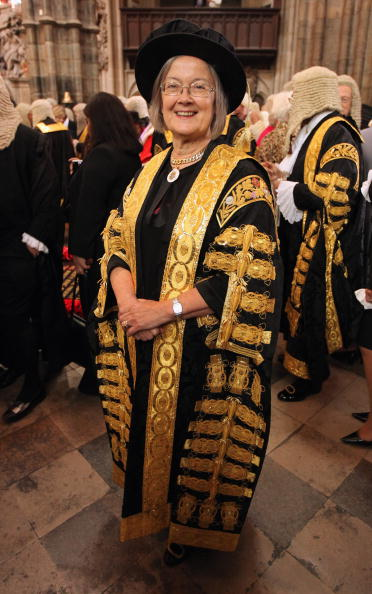 Richmond-upon-Thames「Judges Attend Their Annual Service Of Thanksgiving At Westminster Abbey」:写真・画像(0)[壁紙.com]