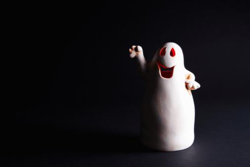 ハロウィン おばけ「Goblin figurine for Halloween」:スマホ壁紙(11)