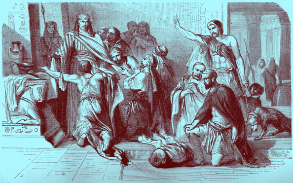 Temptation「Joseph revealing himself to his brothers in Egypt」:写真・画像(18)[壁紙.com]