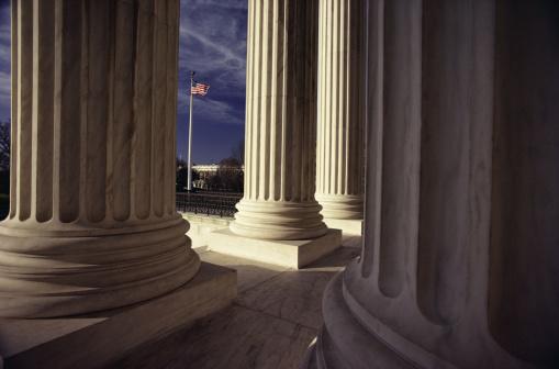 Equality「Columns of Supreme Court, Washington, D.C.」:スマホ壁紙(16)