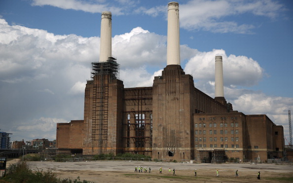 Corporate Business「Battersea Power Station Before Its Transformed Into Residential Flats」:写真・画像(18)[壁紙.com]