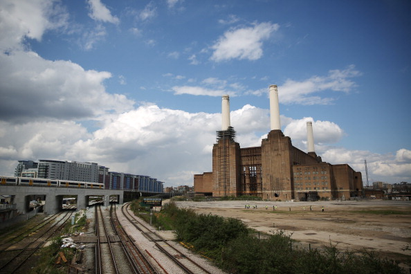 Corporate Business「Battersea Power Station Before Its Transformed Into Residential Flats」:写真・画像(19)[壁紙.com]