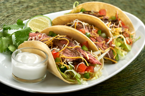 Sour Cream「Three Steak Tacos」:スマホ壁紙(8)