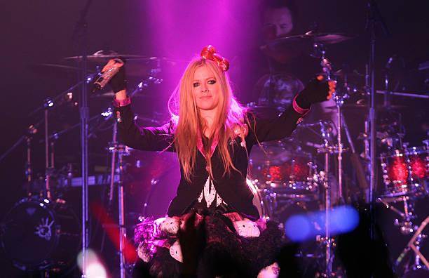Avril Lavigne In Seoul:ニュース(壁紙.com)
