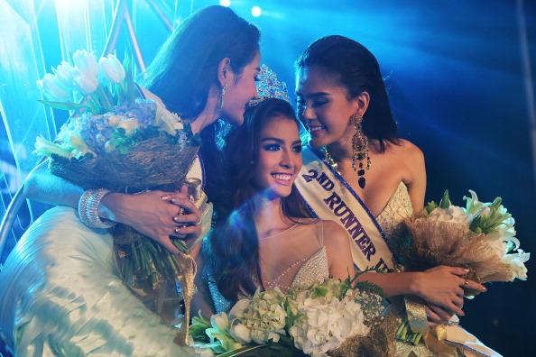 Taylor Weidman「Transgender Women Compete In Miss Tiffany's Universe Beauty Pageant」:写真・画像(5)[壁紙.com]