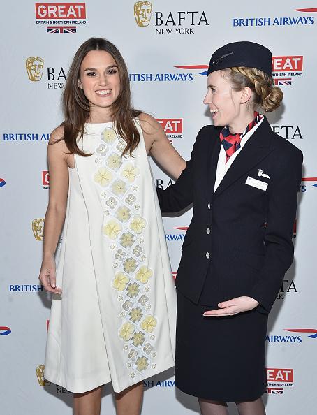 British Airways「BAFTA New York Presents: In Conversation With Kiera Knightley」:写真・画像(12)[壁紙.com]