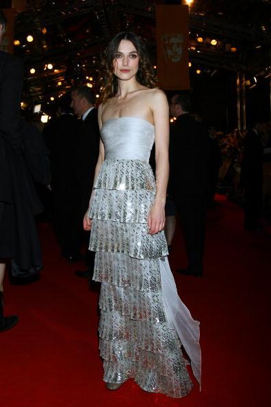 Chiffon「The Orange British Academy Film Awards 2008 - Roaming Arrivals」:写真・画像(19)[壁紙.com]