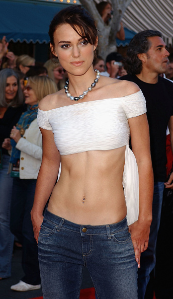 "Pierced「Keira Knightley at ""Pirates of the Caribbean"" world premiere」:写真・画像(12)[壁紙.com]"