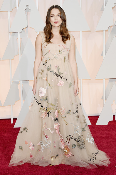 Scalloped - Pattern「87th Annual Academy Awards - Arrivals」:写真・画像(2)[壁紙.com]