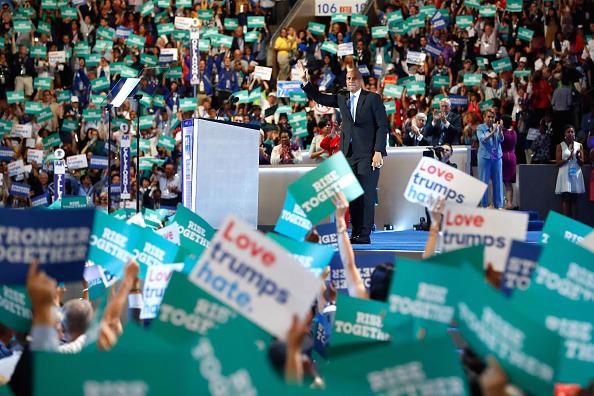 Aaron P「Democratic National Convention: Day One」:写真・画像(17)[壁紙.com]