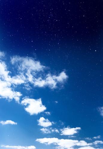 星空「Sky, digital composite」:スマホ壁紙(19)