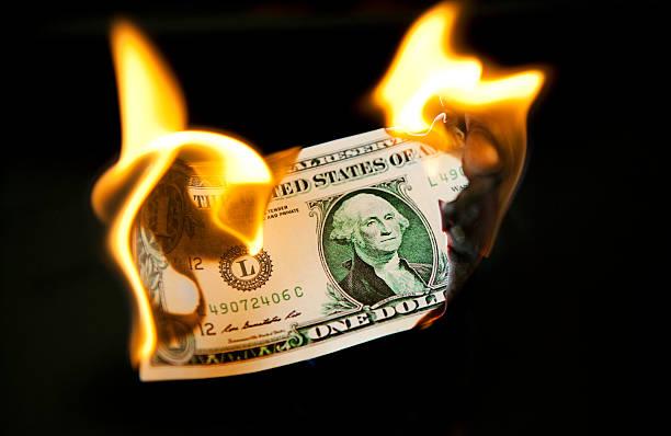 Dollar In Flames:ニュース(壁紙.com)