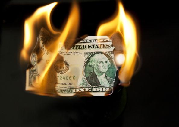 Money to Burn「Dollar In Flames」:写真・画像(3)[壁紙.com]