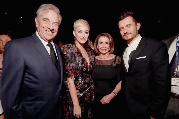 オーランド・ブルーム「MusiCares Person Of The Year Honoring Dolly Parton – Inside」:写真・画像(7)[壁紙.com]
