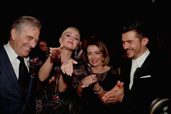 オーランド・ブルーム「MusiCares Person Of The Year Honoring Dolly Parton - Inside」:写真・画像(14)[壁紙.com]