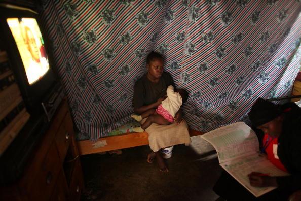 Nairobi「Census Begins In Africa�s Largest Slum」:写真・画像(14)[壁紙.com]