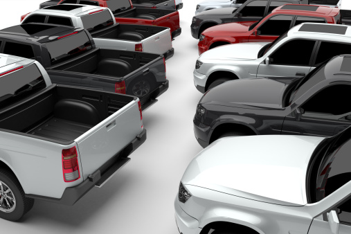 Car Dealership「New trucks」:スマホ壁紙(6)
