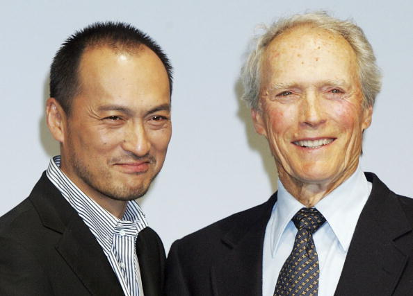 "Junko Kimura「Clint Eastwood Promotes ""Flags Of Our Fathers"" And ""'Letters From Iwo Jima"" In Tokyo」:写真・画像(0)[壁紙.com]"