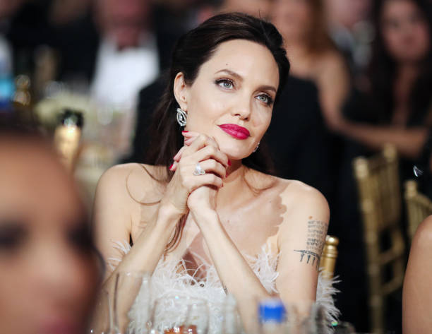 Angelina Jolie「The 23rd Annual Critics' Choice Awards - Inside」:写真・画像(15)[壁紙.com]
