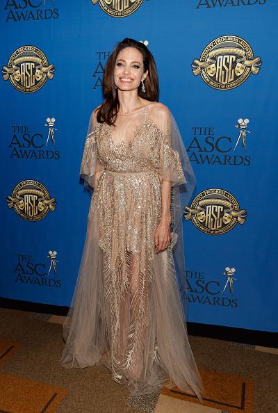 アンジェリーナ・ジョリー「32nd Annual American Society Of Cinematographers Awards」:写真・画像(7)[壁紙.com]