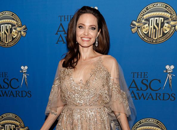 Angelina Jolie「32nd Annual American Society Of Cinematographers Awards」:写真・画像(11)[壁紙.com]