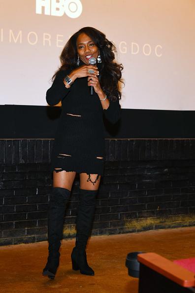 Sonja Sohn「Red Carpet Premiere of HBO Documentary Baltimore Rising」:写真・画像(2)[壁紙.com]