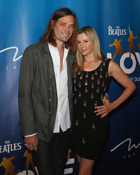 """Mira Sorvino「""""The Beatles LOVE By Cirque du Soleil"""" Celebrates Its 10th Anniversary At The Mirage In Las Vegas」:写真・画像(19)[壁紙.com]"""