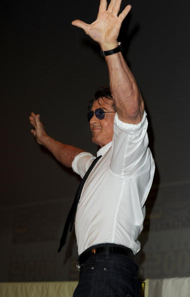 "San Diego Convention Center「""The Expendables"" Panel - Comic-Con 2010」:写真・画像(13)[壁紙.com]"
