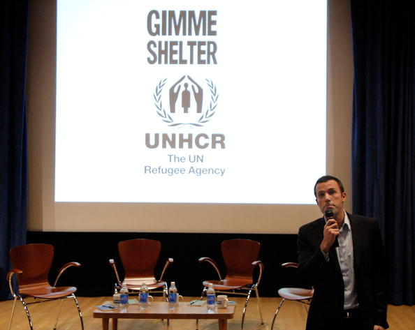 "United Nations Building「""Gimme Shelter"" Campaign Launch At The United Nations」:写真・画像(12)[壁紙.com]"