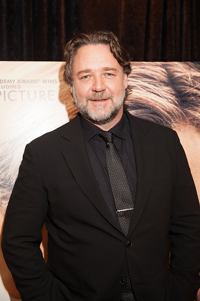 カメラ目線「'The Water Diviner' Washington DC Premiere」:写真・画像(0)[壁紙.com]