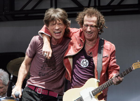 Mick Jagger「The Rolling Stones Announce Tour With A Live Performance」:写真・画像(9)[壁紙.com]