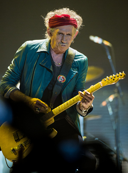 エレキギター「The Rolling Stones Perform At The 02 Arena」:写真・画像(4)[壁紙.com]