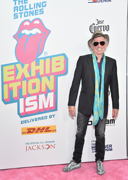 Showing Off「The Rolling Stones - Exhibitionism Opening Night」:写真・画像(19)[壁紙.com]