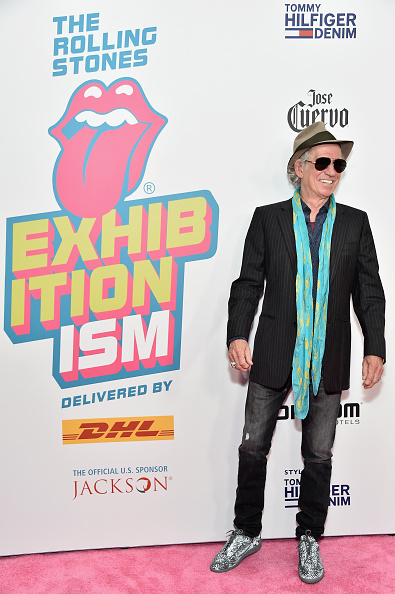 Showing Off「The Rolling Stones - Exhibitionism Opening Night」:写真・画像(18)[壁紙.com]