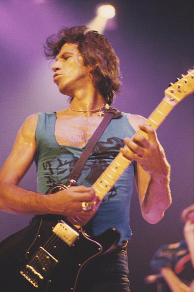 Keith Richards - Musician「Rolling Stones European Tour 1982」:写真・画像(16)[壁紙.com]