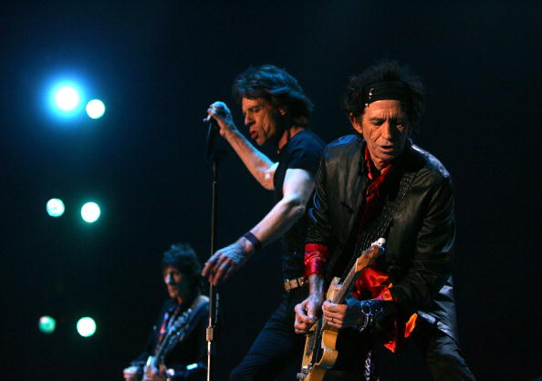 View Into Land「Rolling Stones Perform In China」:写真・画像(17)[壁紙.com]