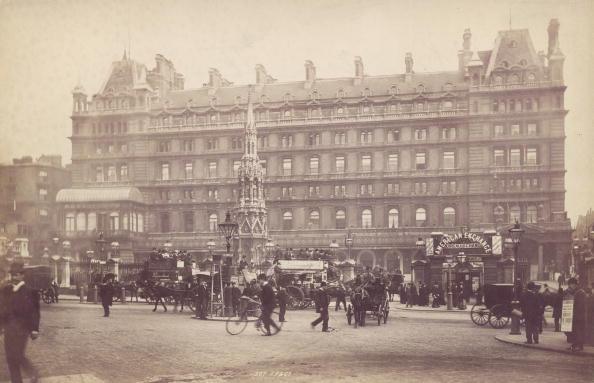 Bus「Charing Cross Station」:写真・画像(14)[壁紙.com]