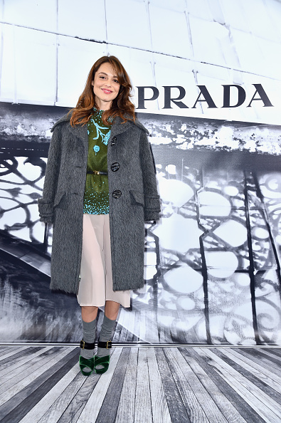 Shoe「Prada Hosts A Cocktail Reception To Present The Resort 2018 Collection In Its Rome Stores」:写真・画像(13)[壁紙.com]