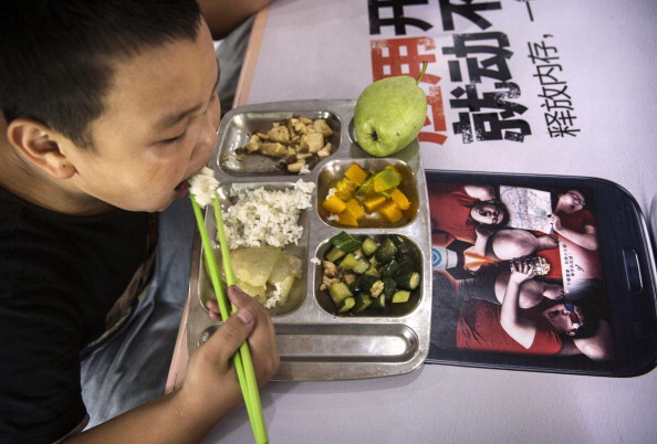 Healthy Eating「Chinese Students Attend Summer Camp For Overweight Kids」:写真・画像(2)[壁紙.com]