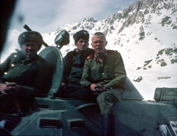 Russian Military「Invasion Of Afghanistan」:写真・画像(7)[壁紙.com]
