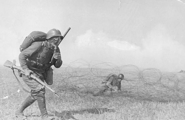 Battlefield「Gas Masked Russian」:写真・画像(6)[壁紙.com]