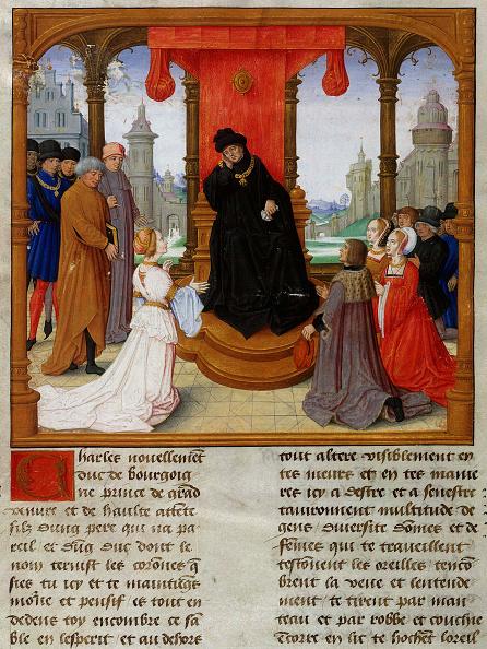 Manuscript「Charles The Bold」:写真・画像(0)[壁紙.com]