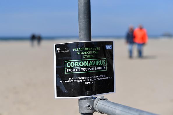 Dan Mullan「UK On Lockdown Due To Coronavirus Pandemic」:写真・画像(10)[壁紙.com]
