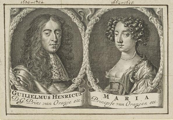 Stuart - Florida「Wedding Portrait Of Willem Iii And Mary Ii Stuart」:写真・画像(6)[壁紙.com]