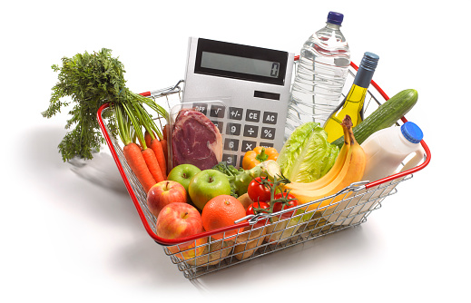 Food and Drink「Budgeting for weekly shop」:スマホ壁紙(17)