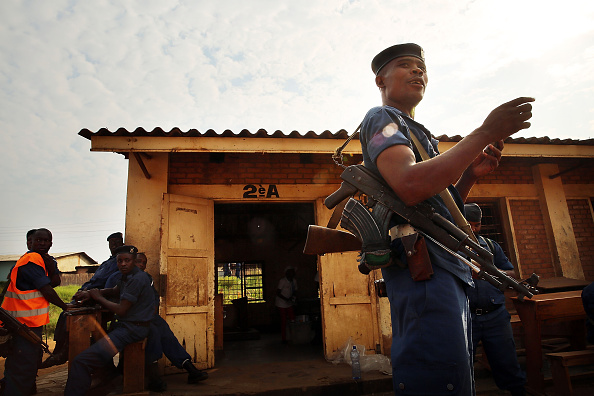 Small Office「A Tense Burundi Holds Parliamentary Elections」:写真・画像(15)[壁紙.com]