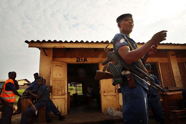 Small Office「A Tense Burundi Holds Parliamentary Elections」:写真・画像(19)[壁紙.com]