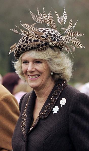 King's Lynn「Royal Family Attend Christmas Day Service」:写真・画像(10)[壁紙.com]