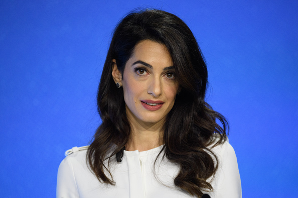 Amal Clooney「Global Conference On Press Freedom – Day Two」:写真・画像(3)[壁紙.com]