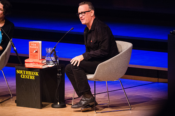 Literature「Tom Hanks Appears At The Southbank Centre's London Literature Festival」:写真・画像(3)[壁紙.com]